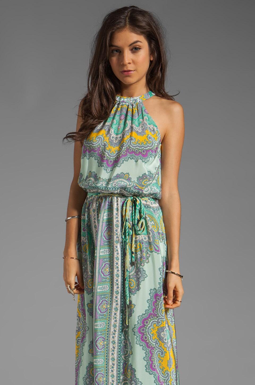 Nanette Lepore Beach Lover Dress in Mint Multi