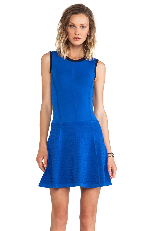 Nanette Lepore Enticing Dress in Cobalt