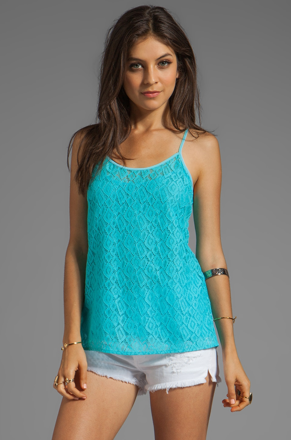 Nanette Lepore Festival Top in Pond