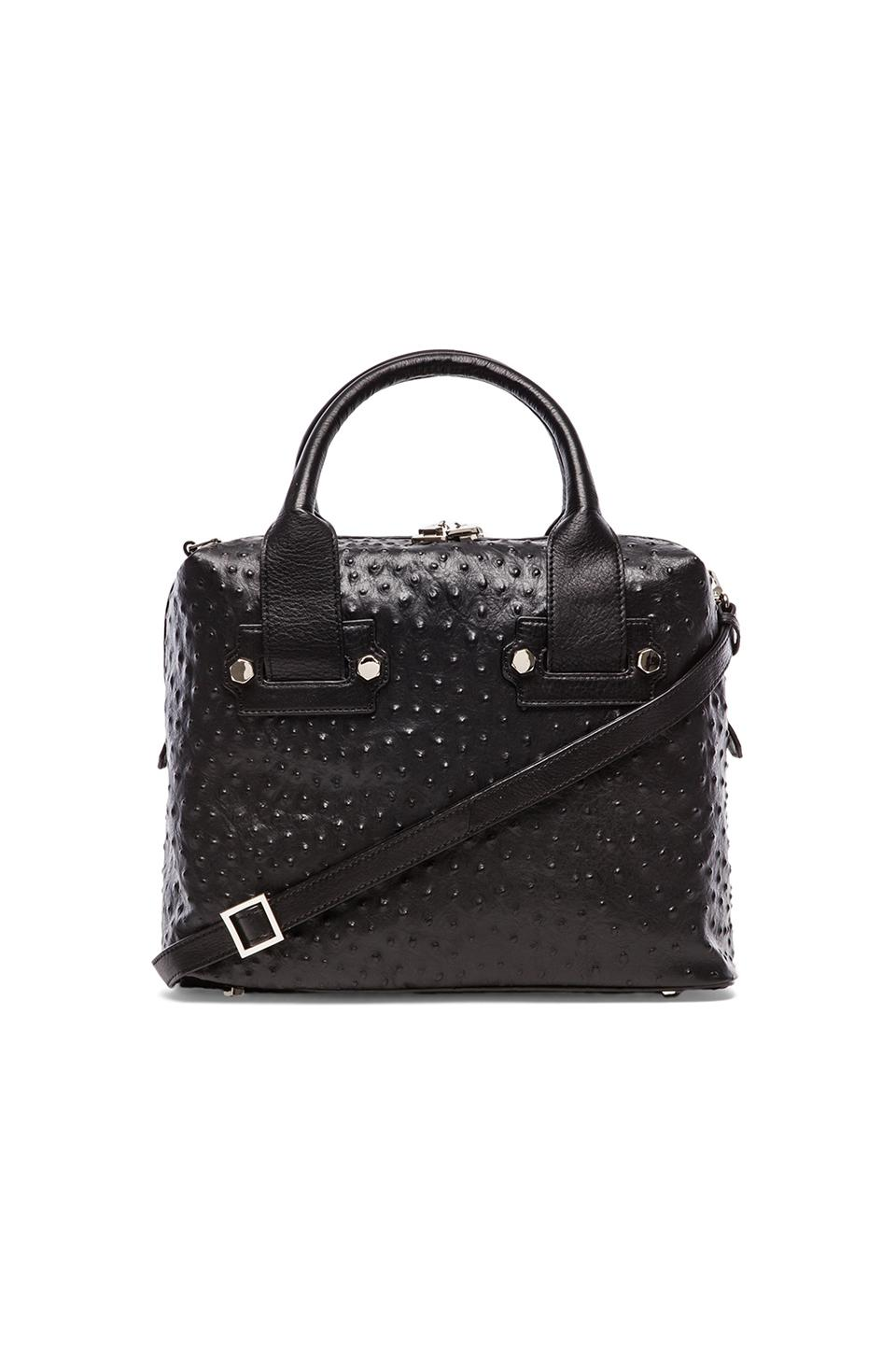 Nanette Lepore Seduction Satchel in Black