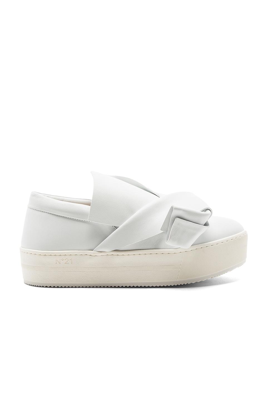 Platform Sneaker by No. 21