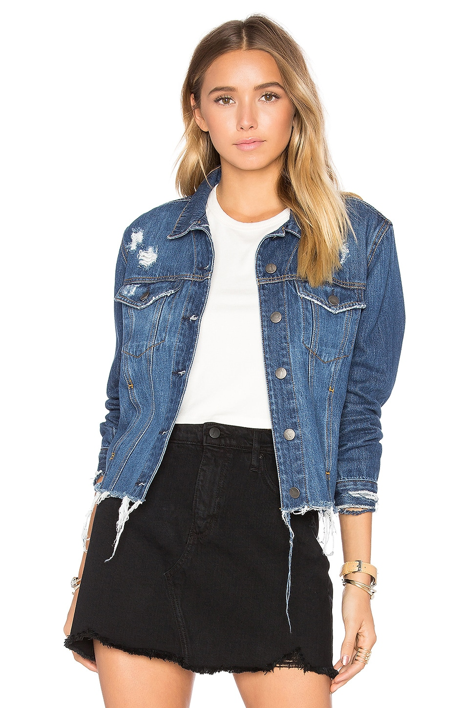Chloe Crop Jacket by Nobody Denim
