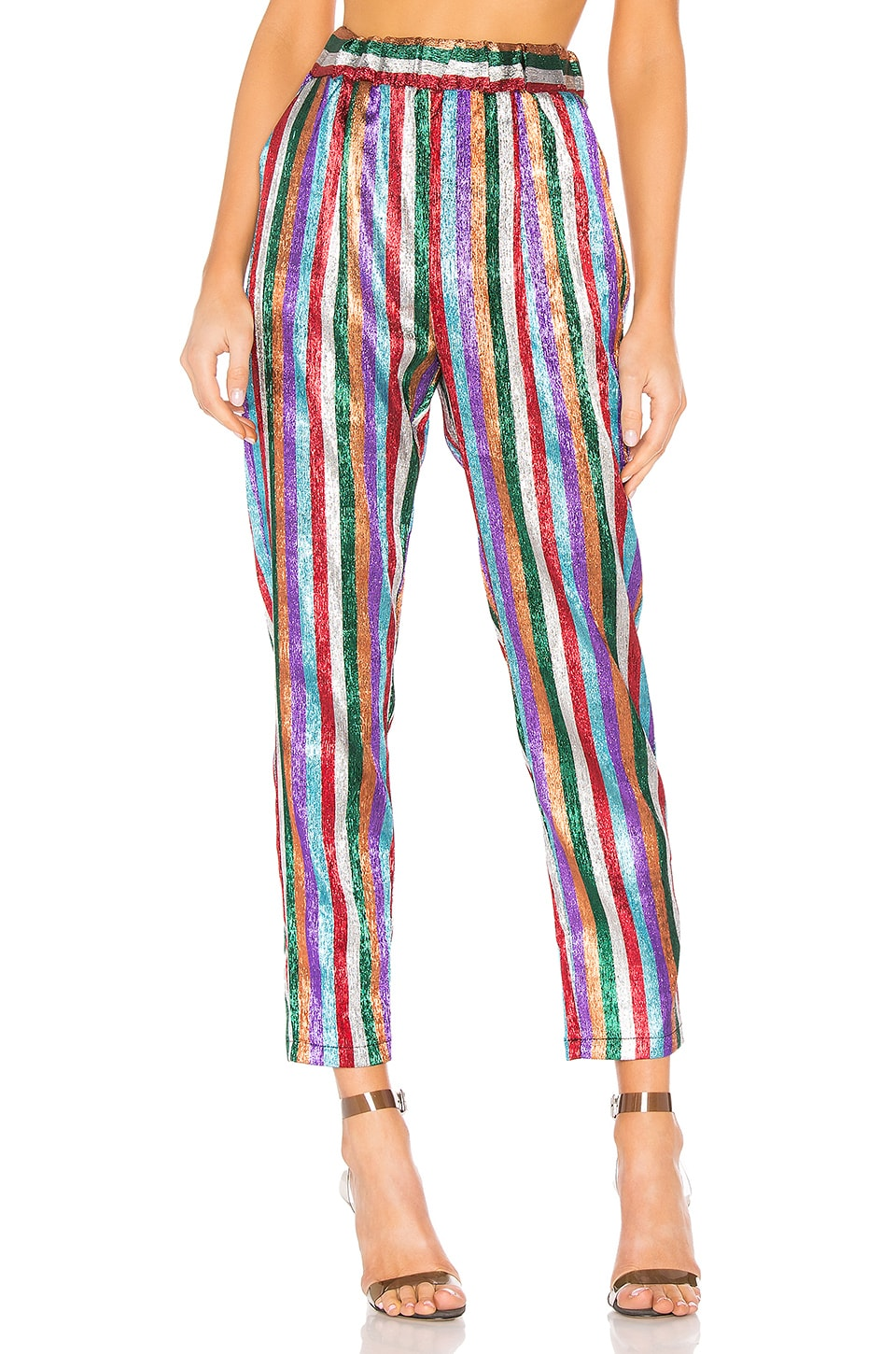 NONchalant Piper Pant in Rainbow