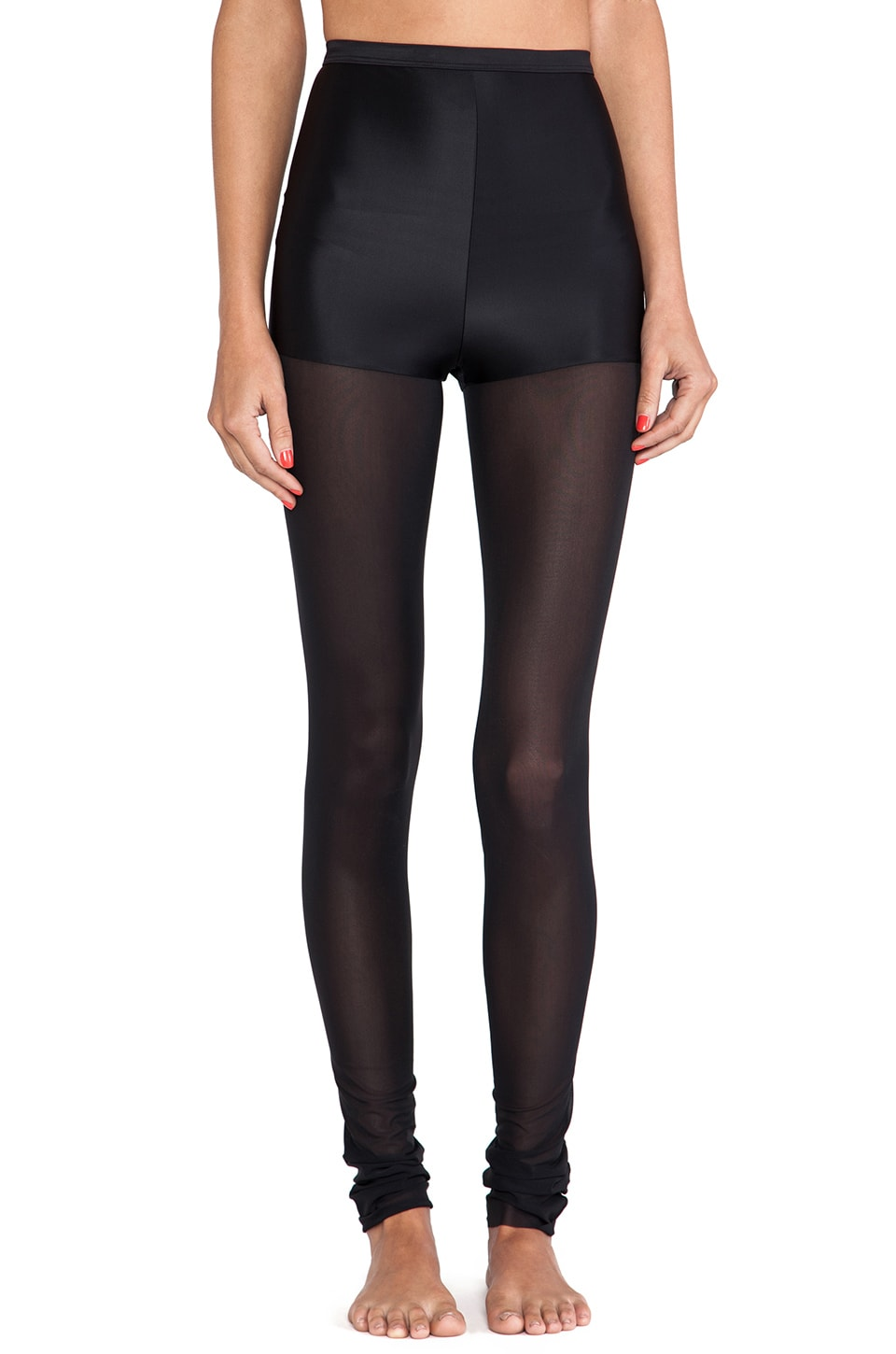 NOE Undergarments Edward Legging in Black