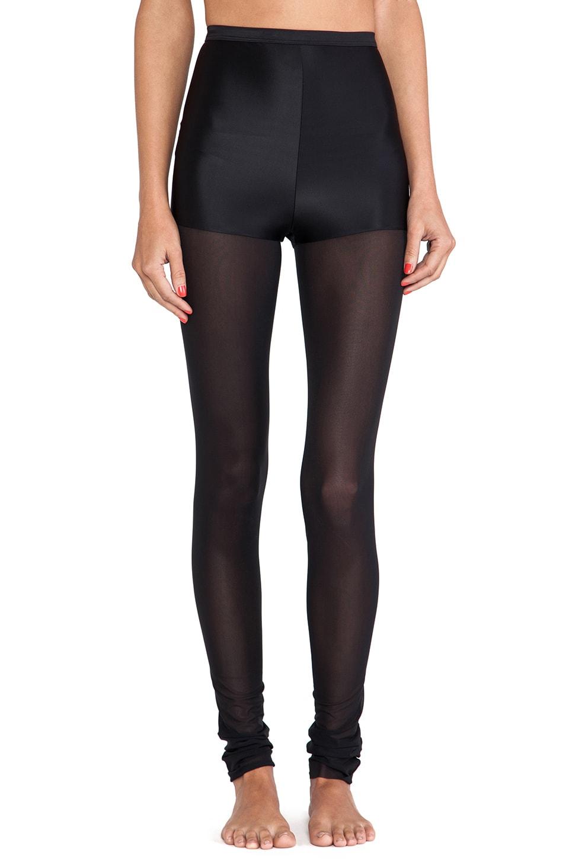 NOE Undergarments Edward Legging in Black