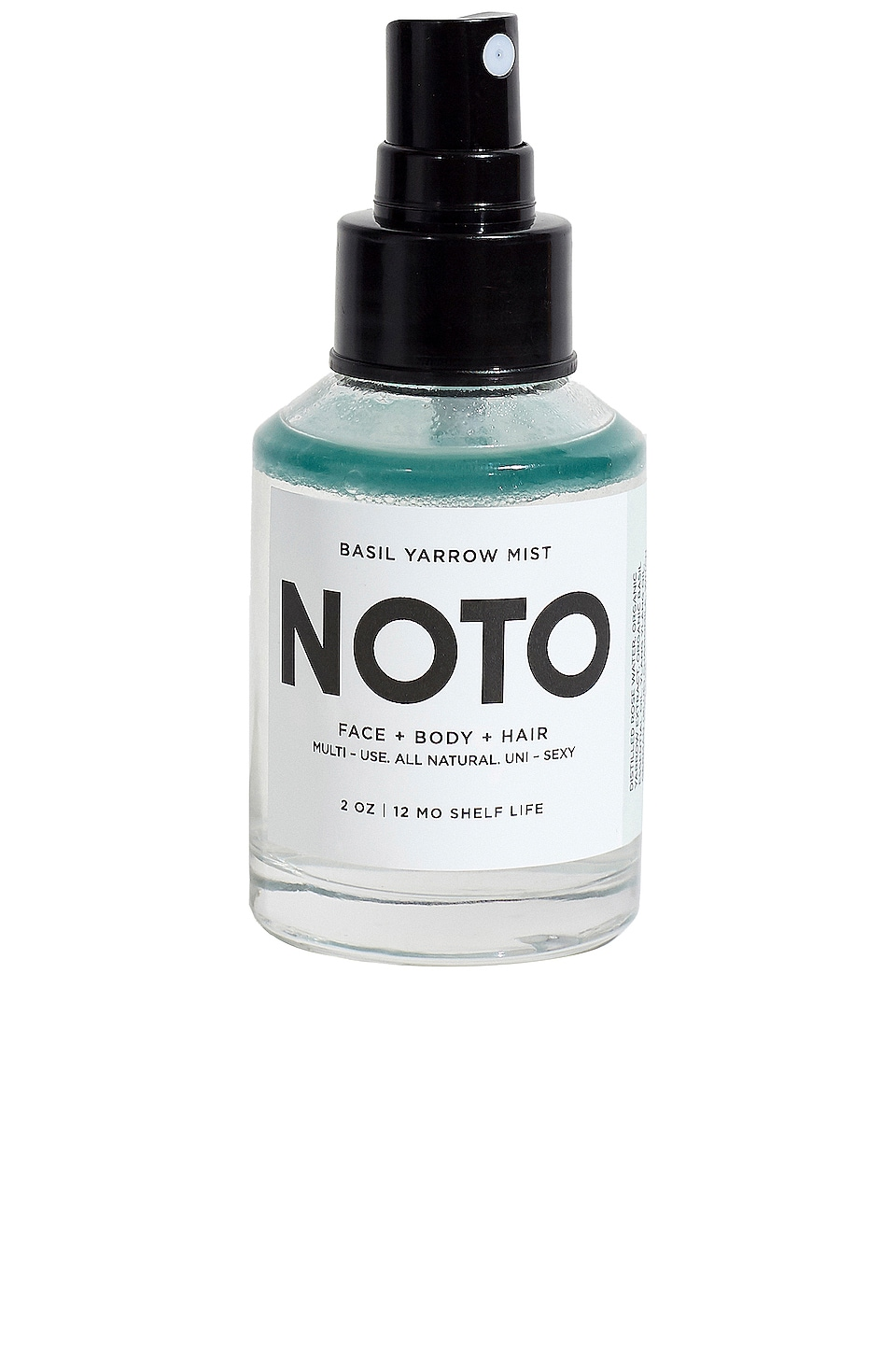NOTO Botanics Basil Yarrow Mist in All