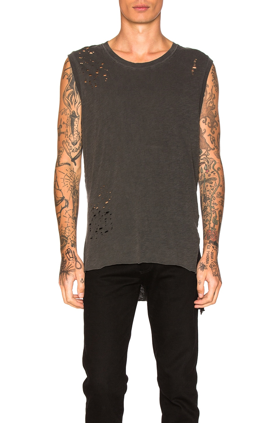 Photo of Ethan Tank by NSF men clothes