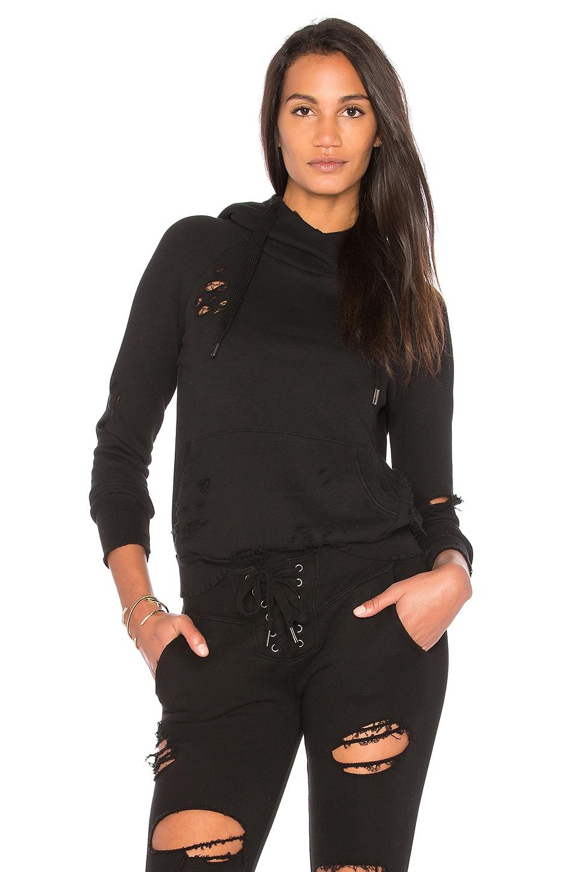 NSF Lisse Hoodie in Black