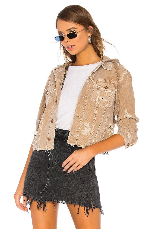 Rusty Jacket in Brown