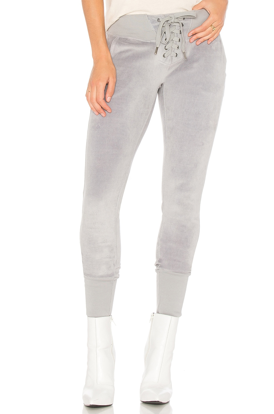 Maddox Lace Up Sweatpants