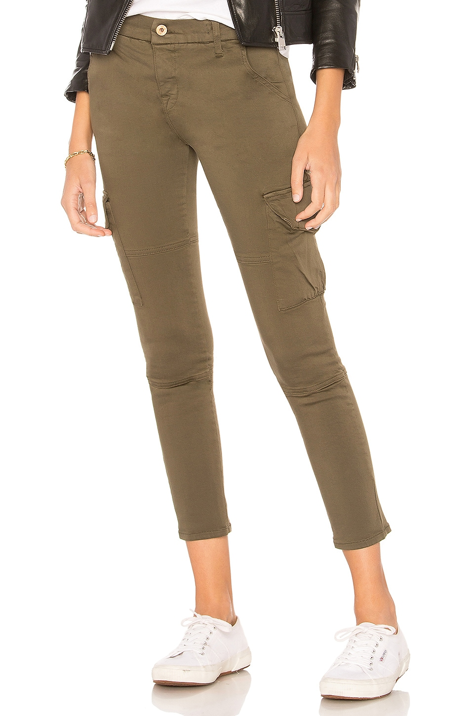 NSF Vincent Cargo Pant in Drab