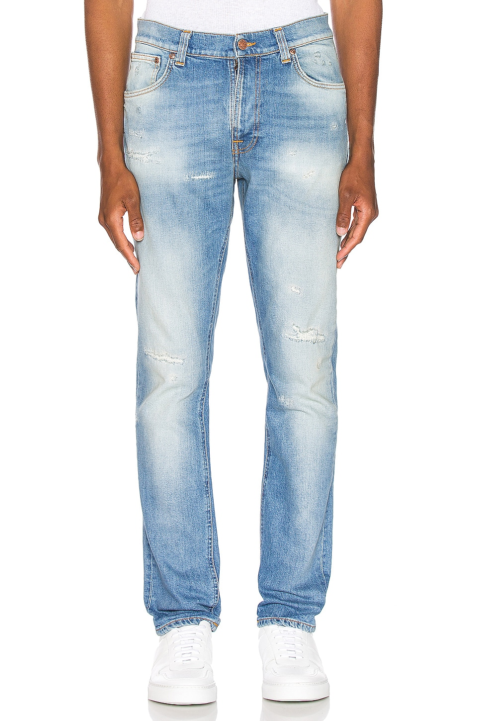 Nudie Jeans Lean Dean in Broken Summer