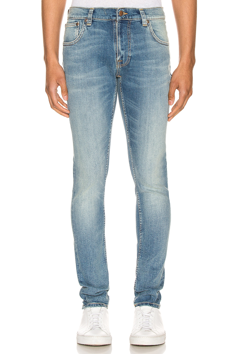 Nudie Jeans Tight Terry in Summer Dust