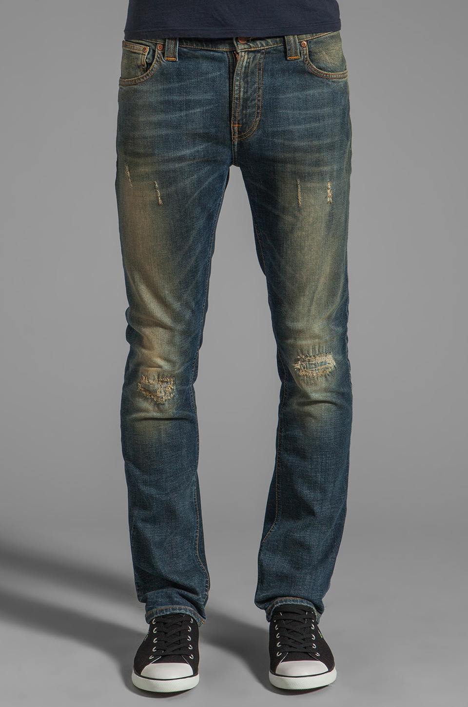 Nudie Jeans Thin Finn en Organic Shawn Replica