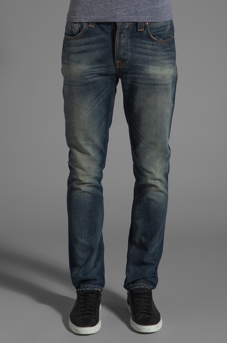 Nudie Jeans Grim Tim in Organic Lovely Dust
