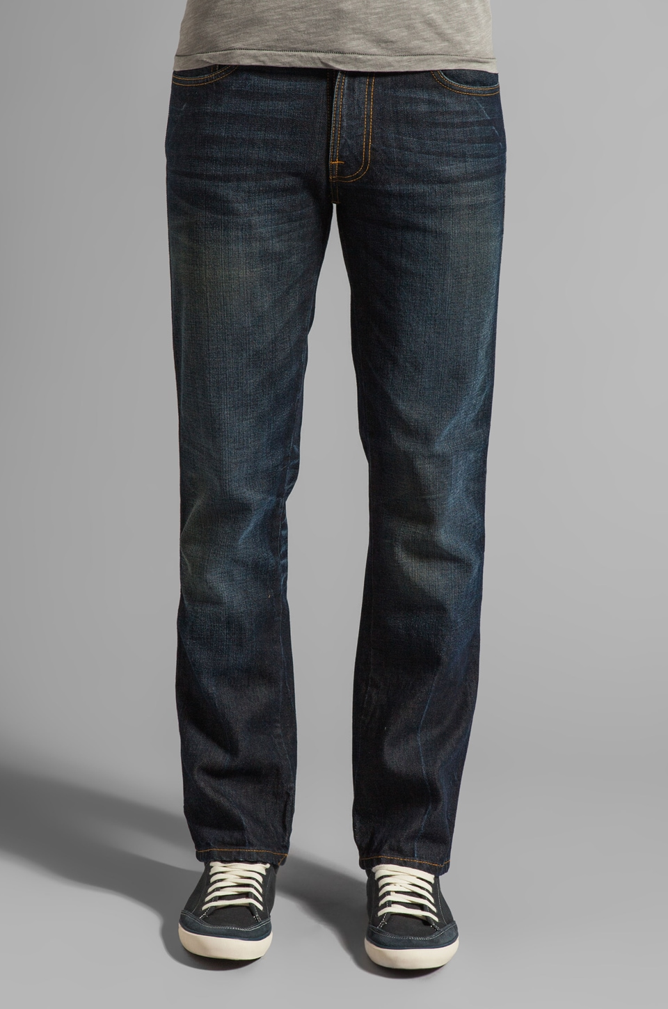 Nudie Jeans Slim Jim in Org. Winter Shades