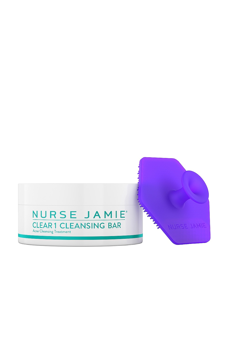 Nurse Jamie Clear 1 Acne Cleansing Bar in a Jar
