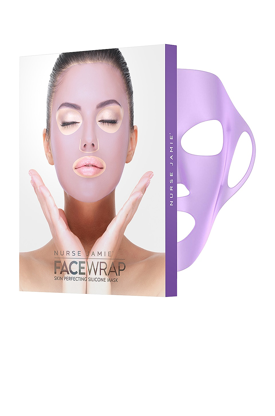 Nurse Jamie Face Wrap Skin Perfecting Silicone Mask