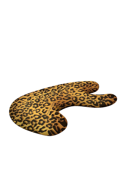 Nurse Jamie Beauty Bear Age Delay Pillow in Leopard