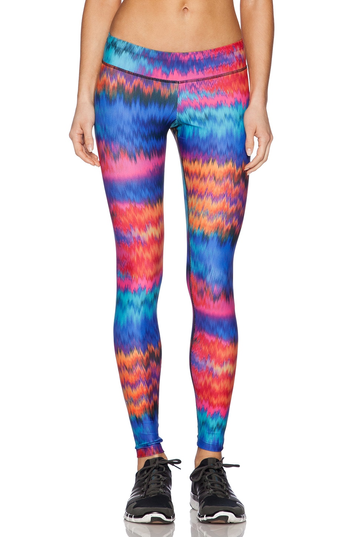 NUX Rio Legging in Sassy Spectrum