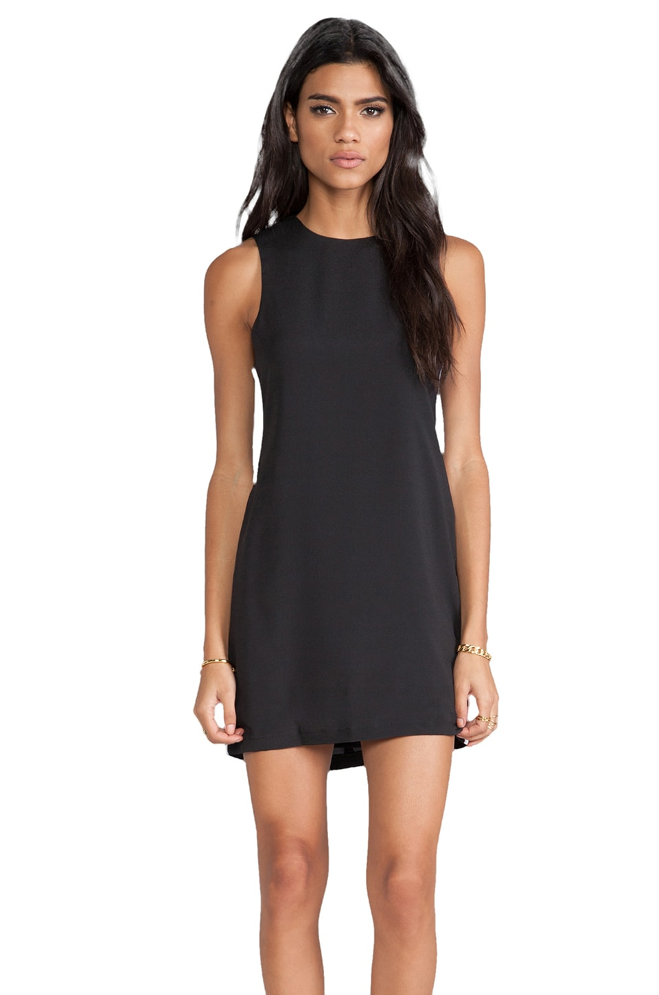 Naven EXCLUSIVE Twiggy Dress in Black/White