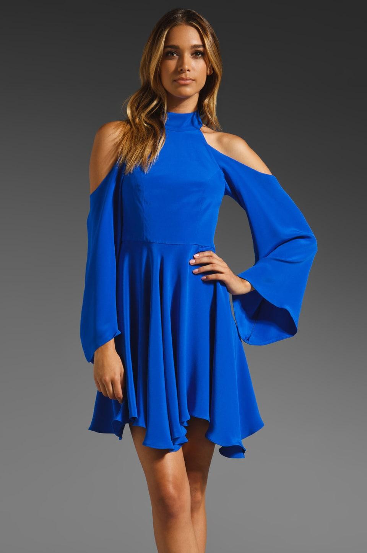 Naven Sedgwick Dress in Vegas Blue