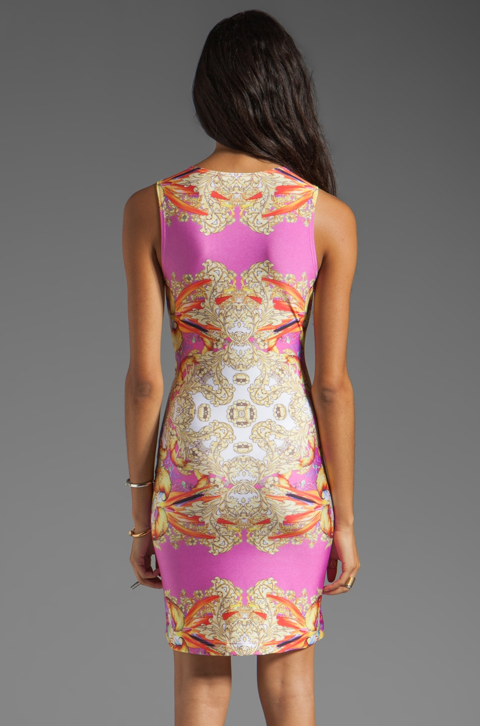 Naven Jagger Dress in Baroque