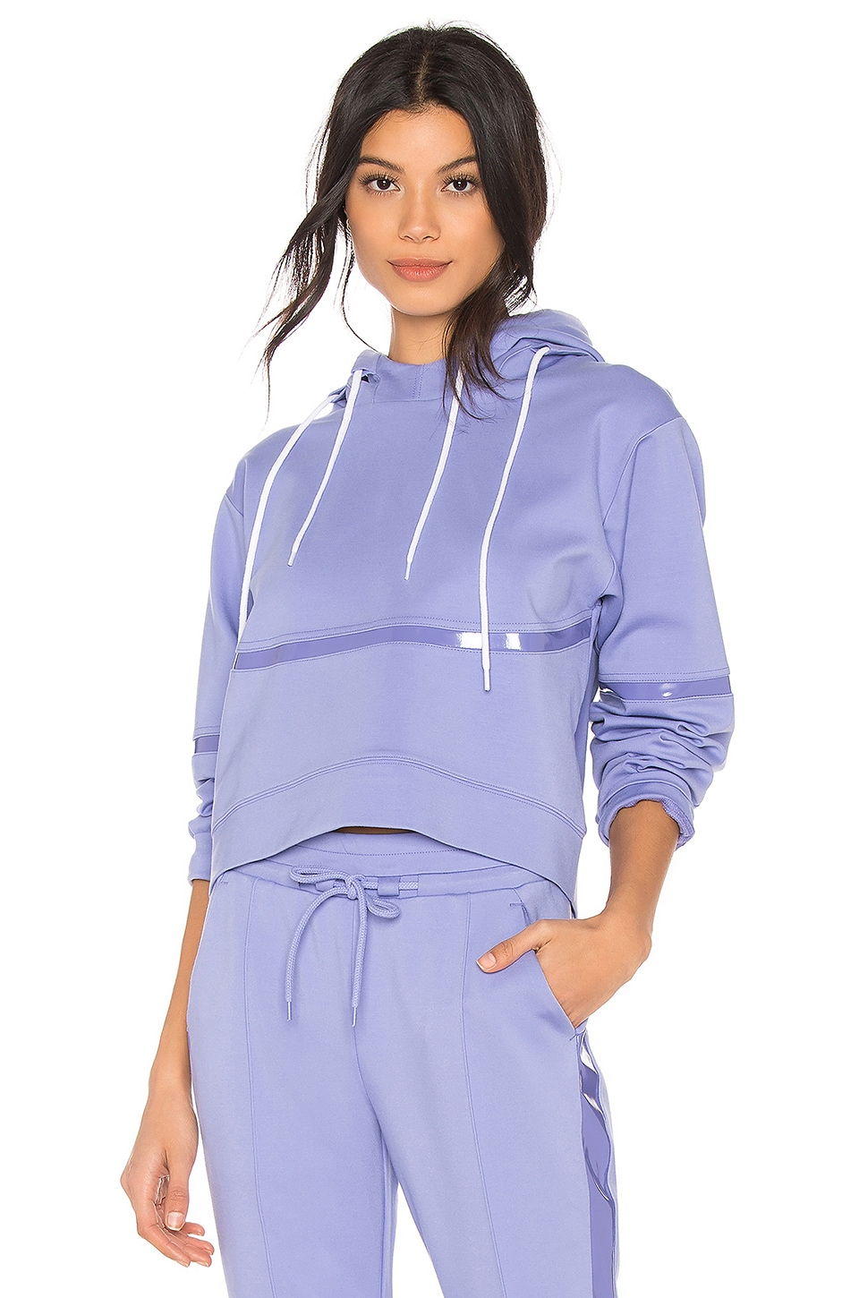 Nylora Lowell Top in Periwinkle