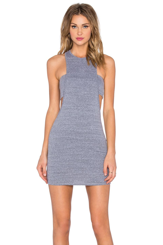 NYTT Zoe Bandeau Dress in Heather Grey