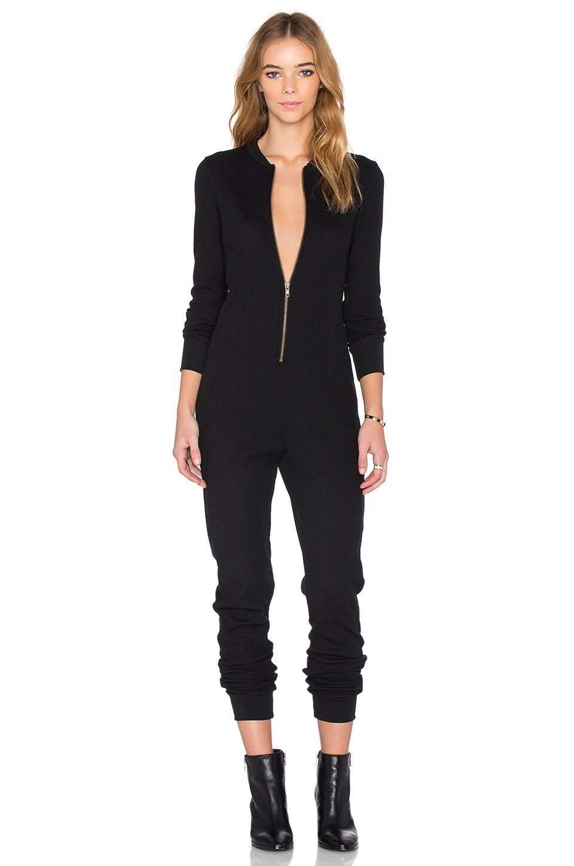 NYTT Lauren Thermal Jumpsuit in Black