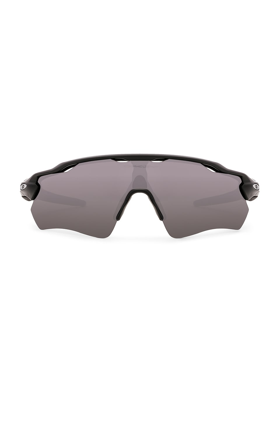 Oakley Radar EV Path in Matte Black & Prizm Black Polarized
