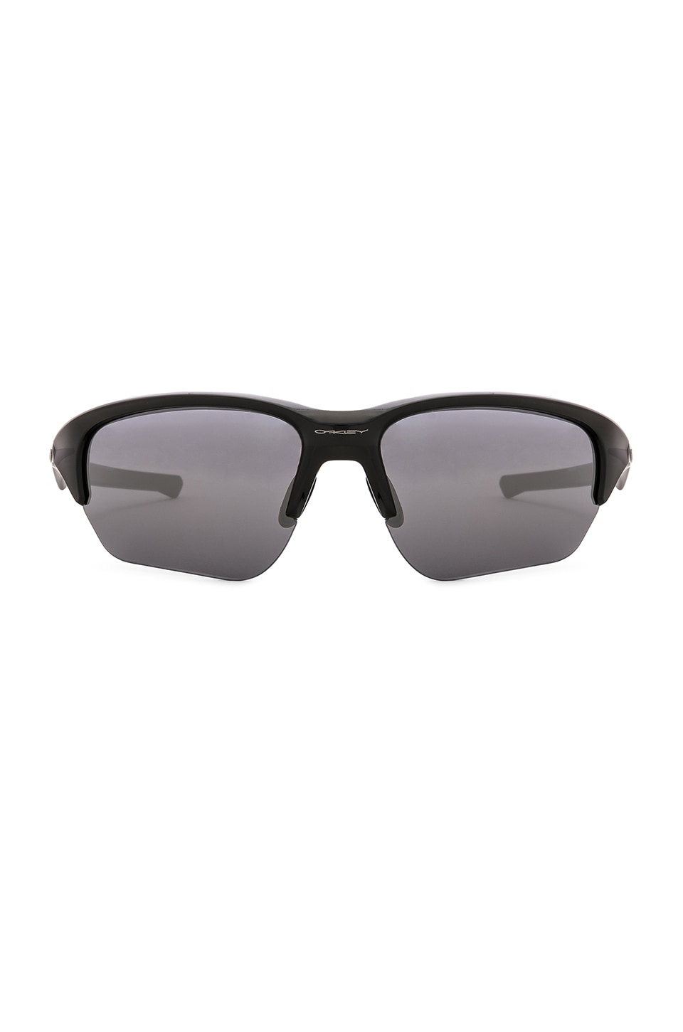 Oakley Flak Beta in Polished Black & Black Iridium