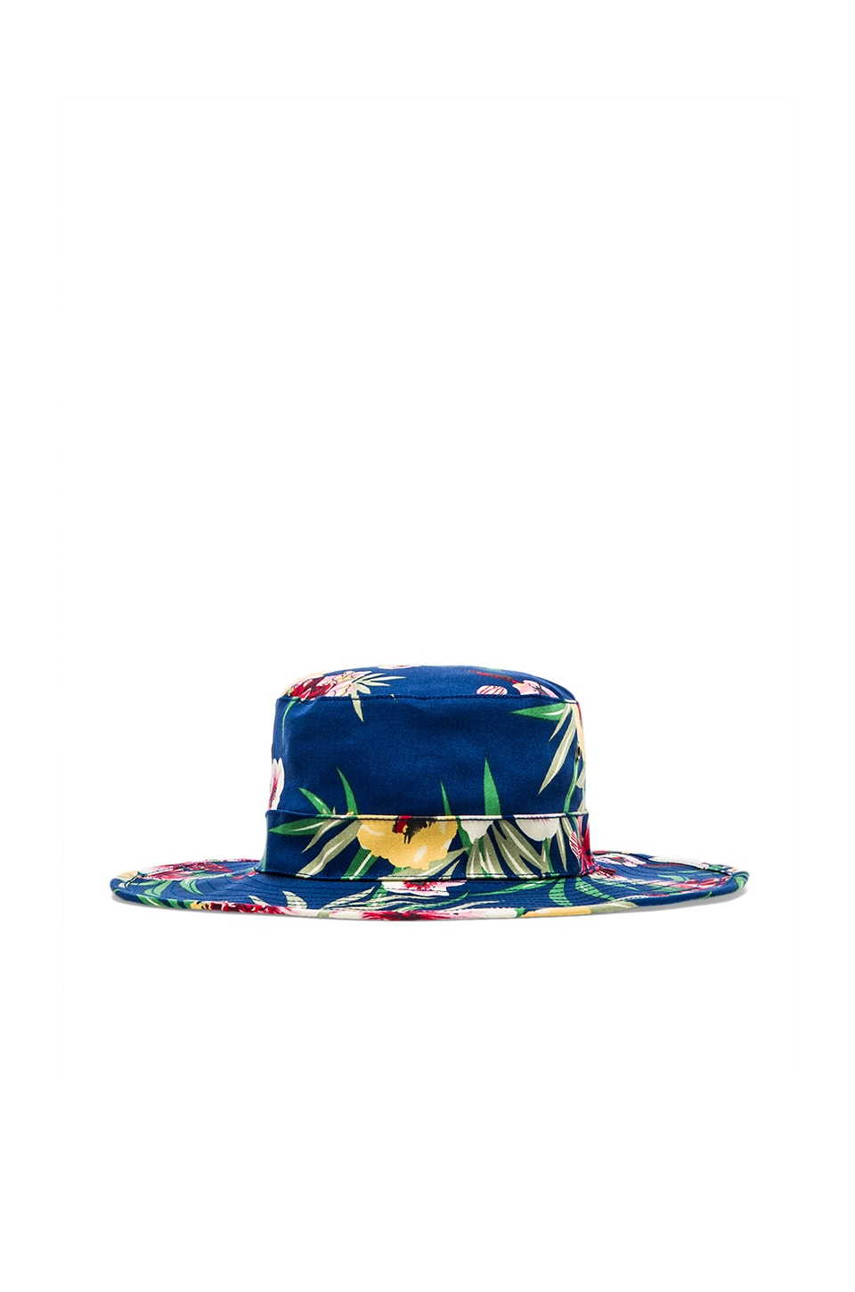 Obey Boonts Hat in Blue
