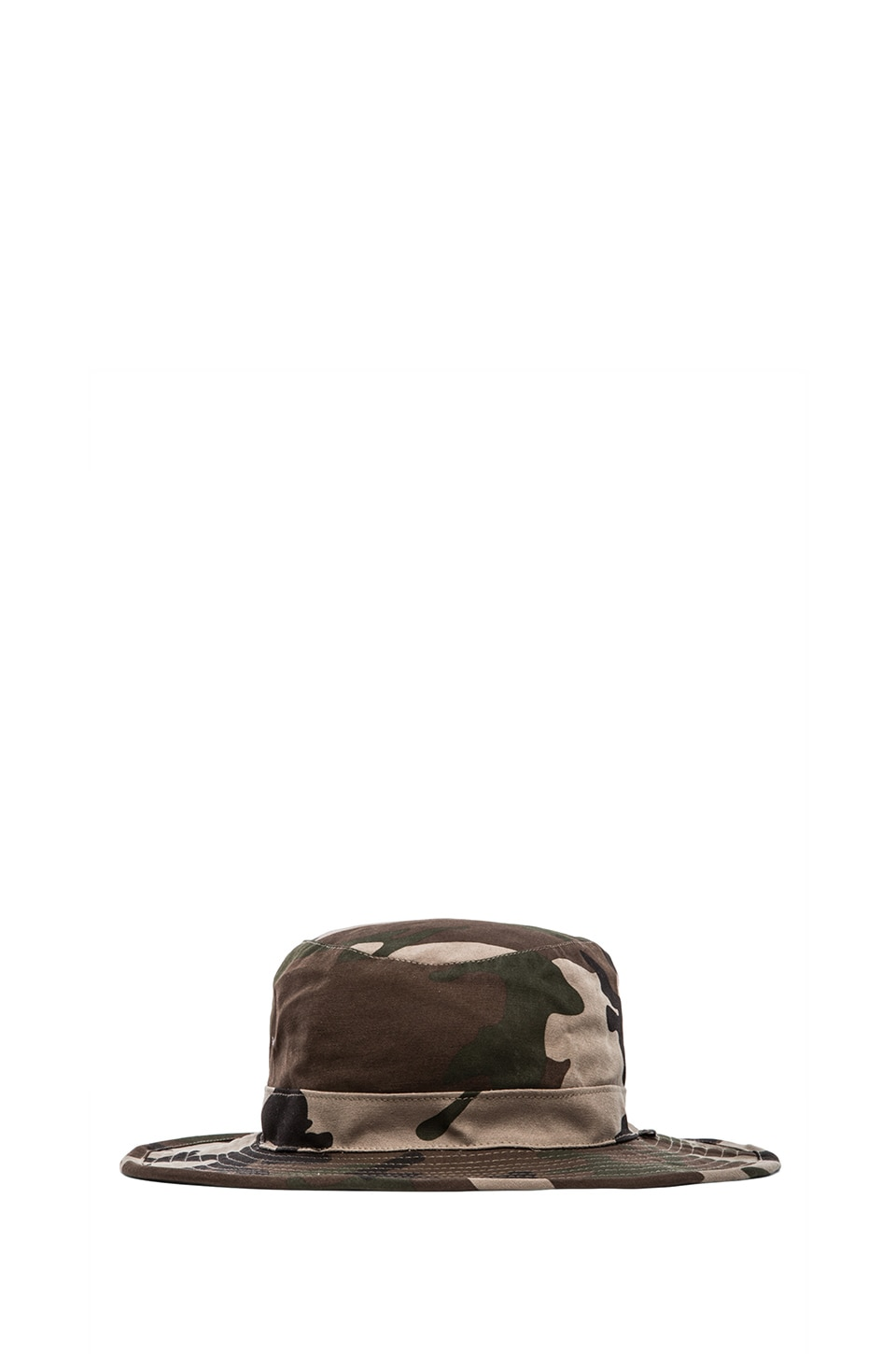 Obey Sierra Hat in Field Camo