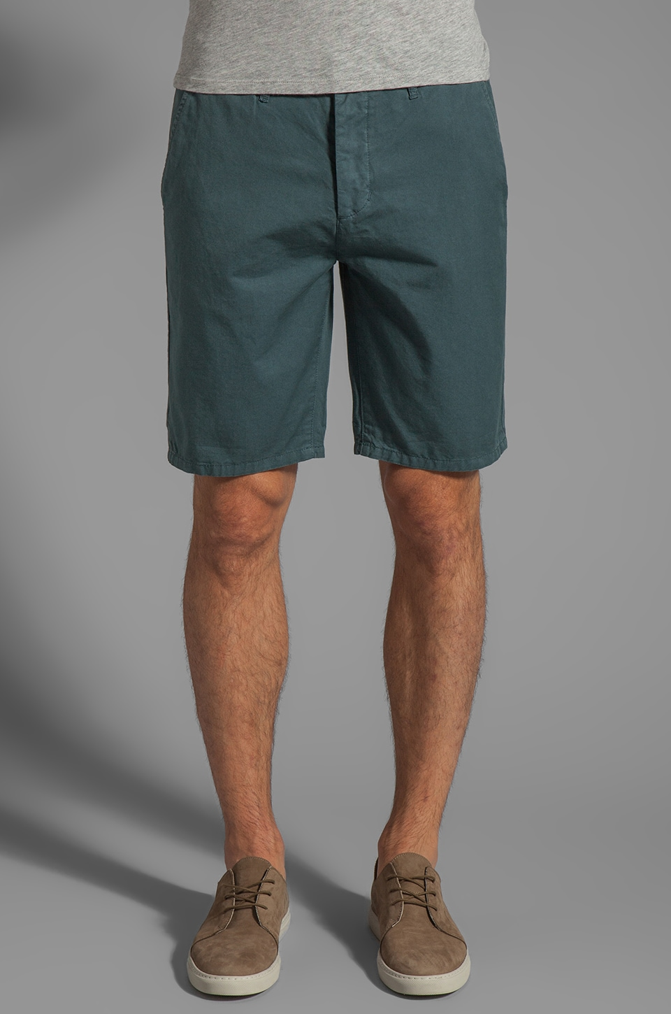 Obey Classique Short in Hydro
