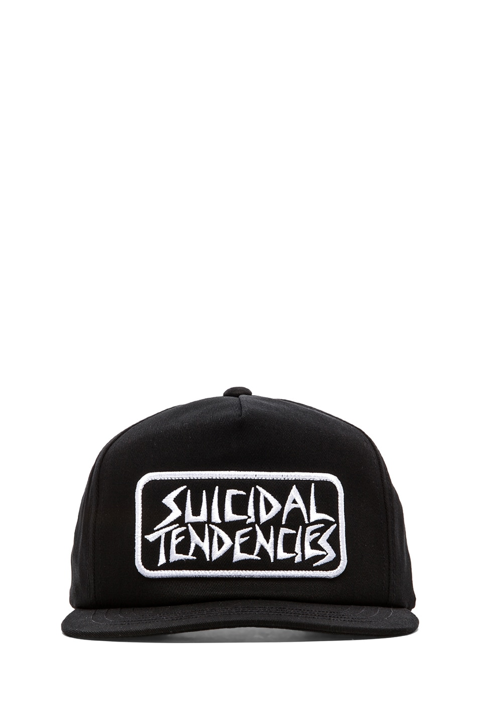 Obey x Suicidal Tendencies Collection Propaganda Snapback in Black