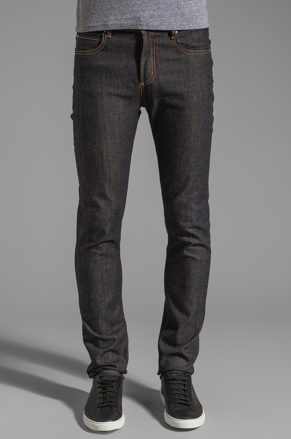Obey Juvee Modern Denim in Raw Indigo