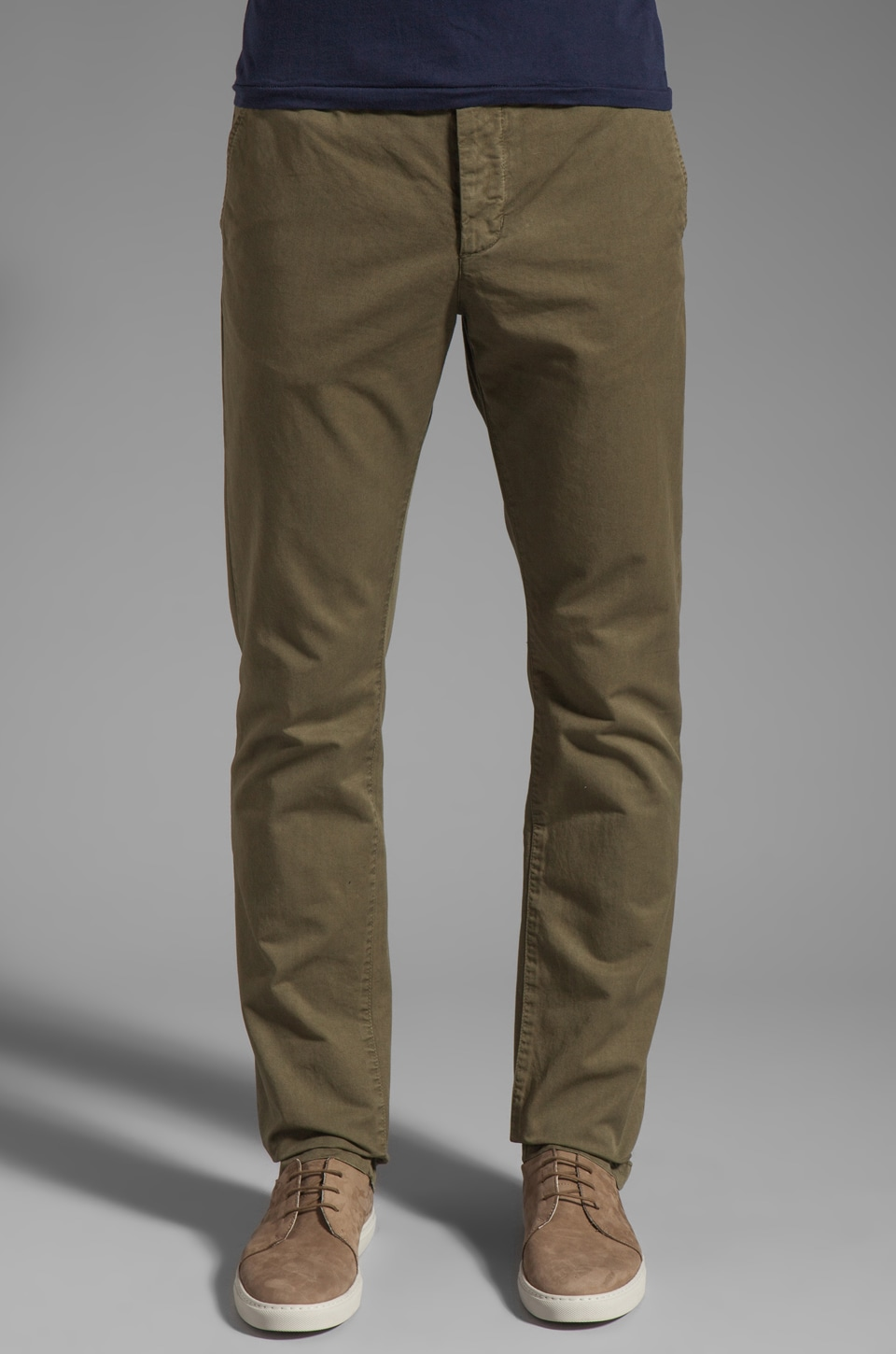Obey Classique Chino Pant in Avocado