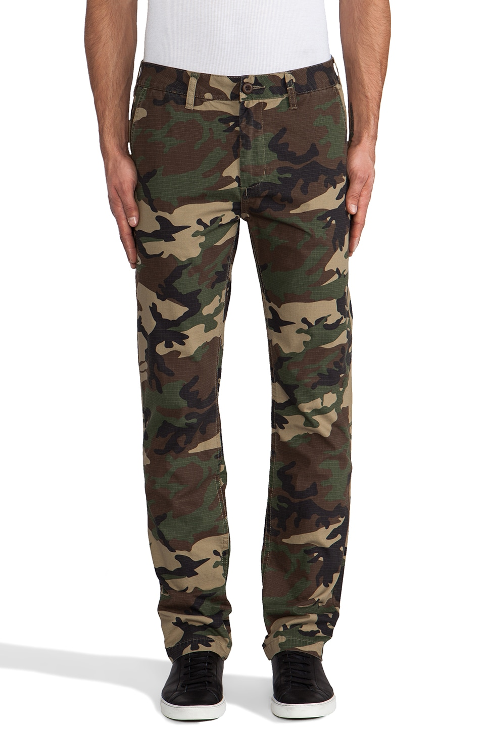 Obey Quality Dissent Recon Pant in Field Camo