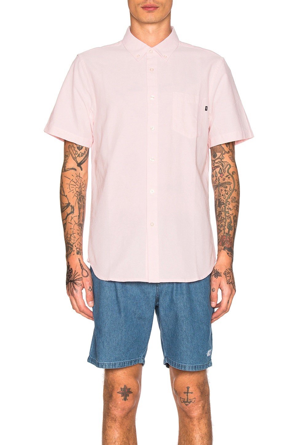 Dissent II S/S Shirt by Obey