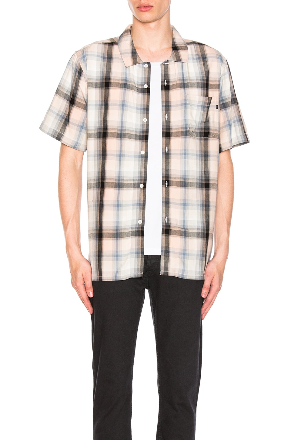 Myles Button Down by Obey