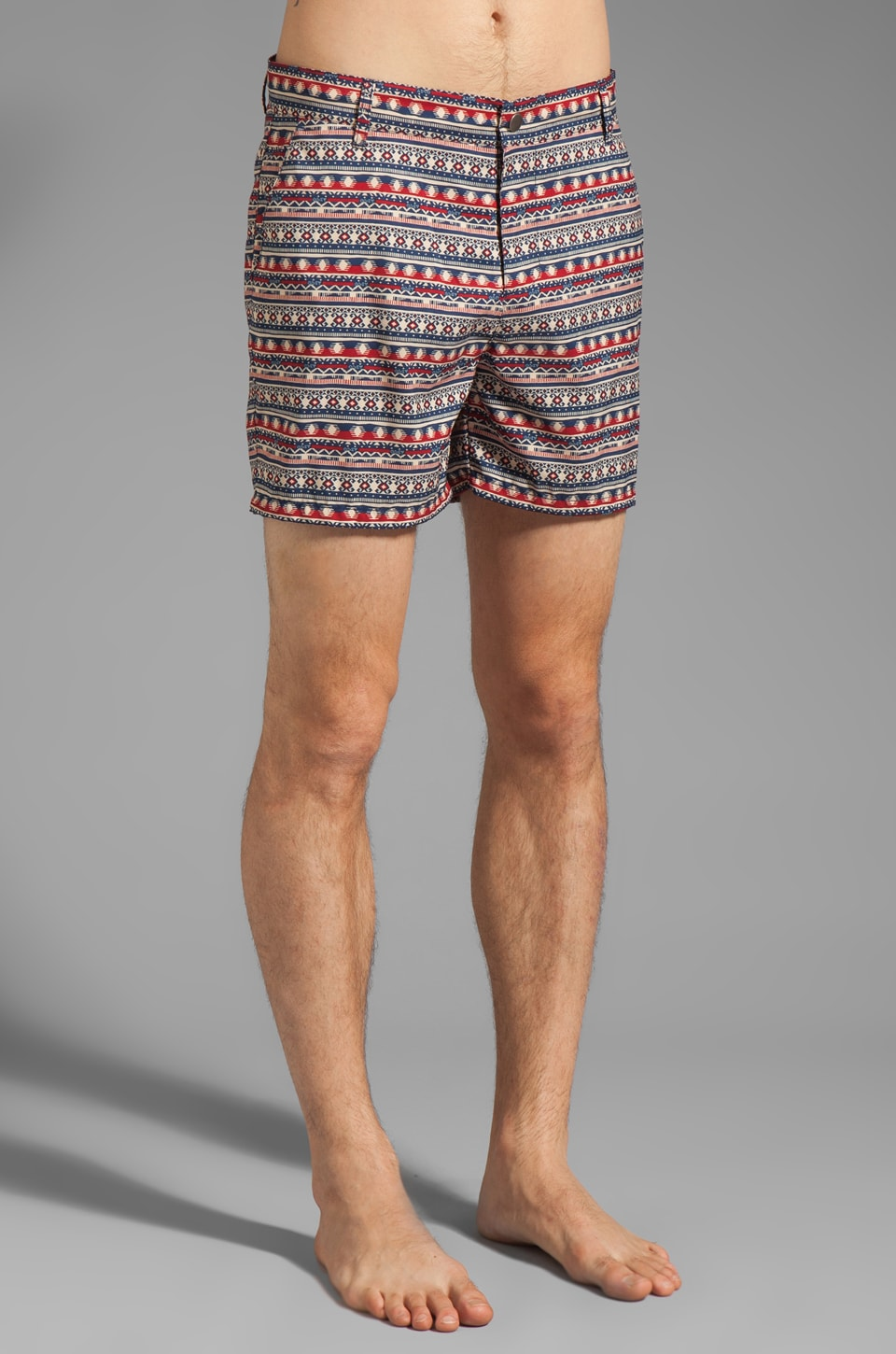 Obey Marrakesh Boardshort in Tan