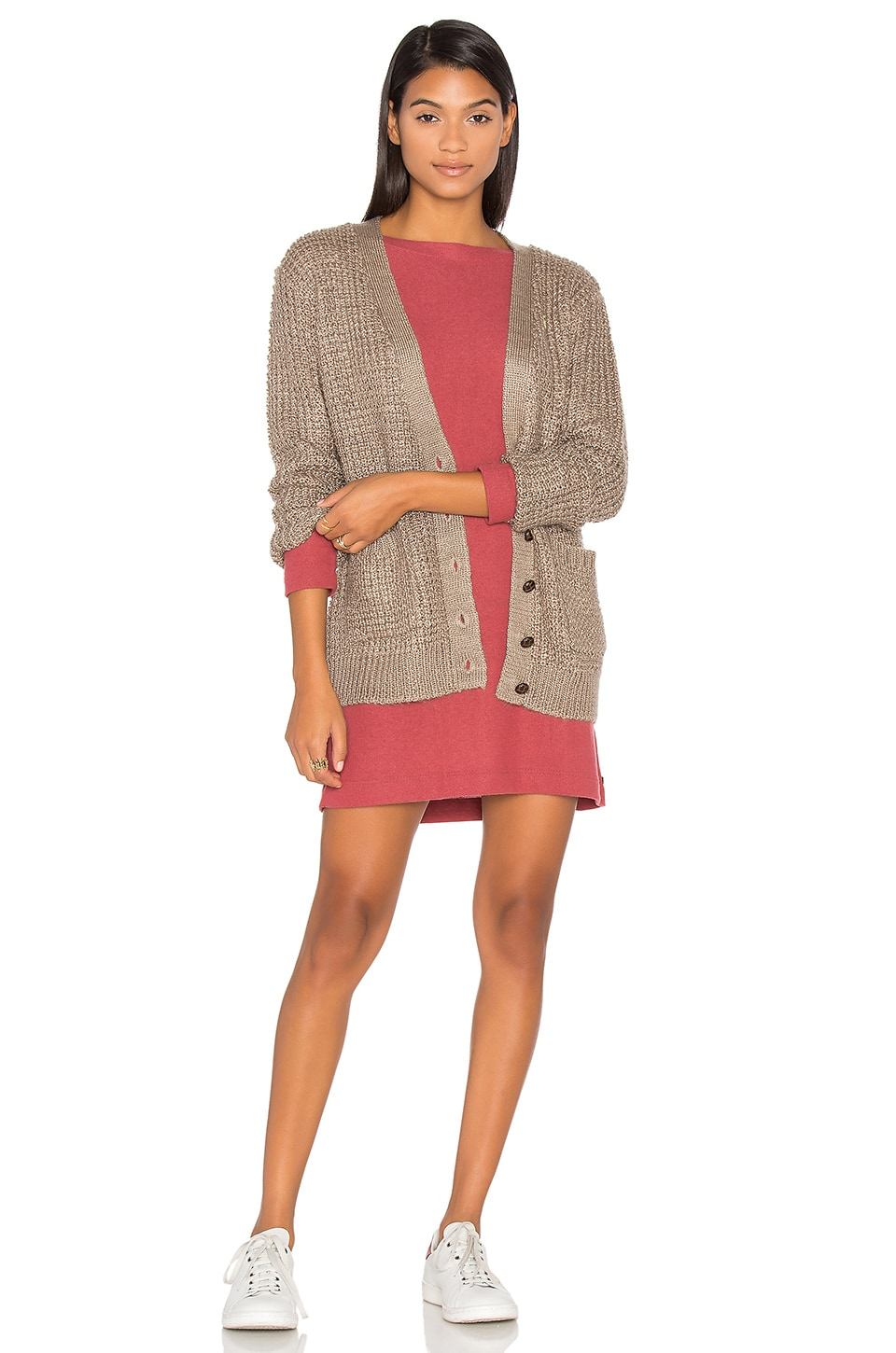 Barnette Cardigan by Obey