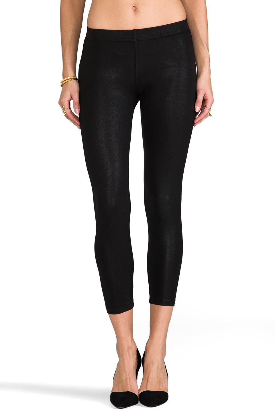 Obey Gold Dust Legging in Black