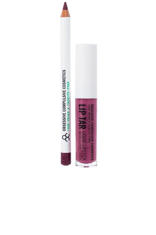 Obsessive Compulsive Cosmetics Lip Duo Set in Lydia