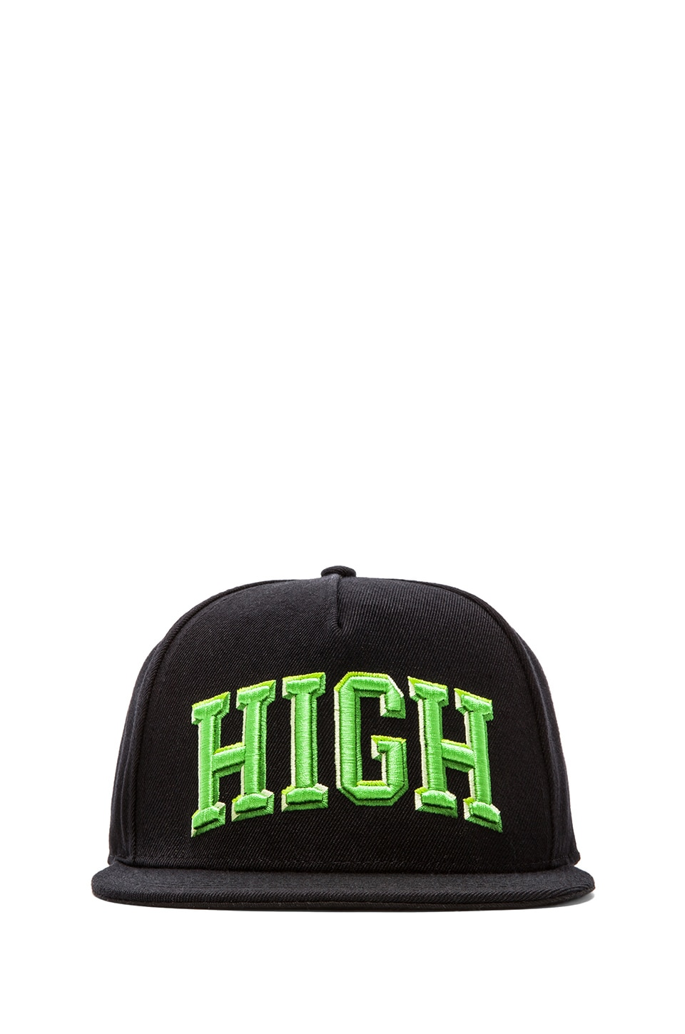 Odd Future Domo High University Snapback in Black