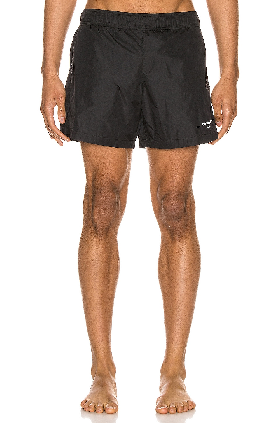 OFF-WHITE SHORT DE BAIN