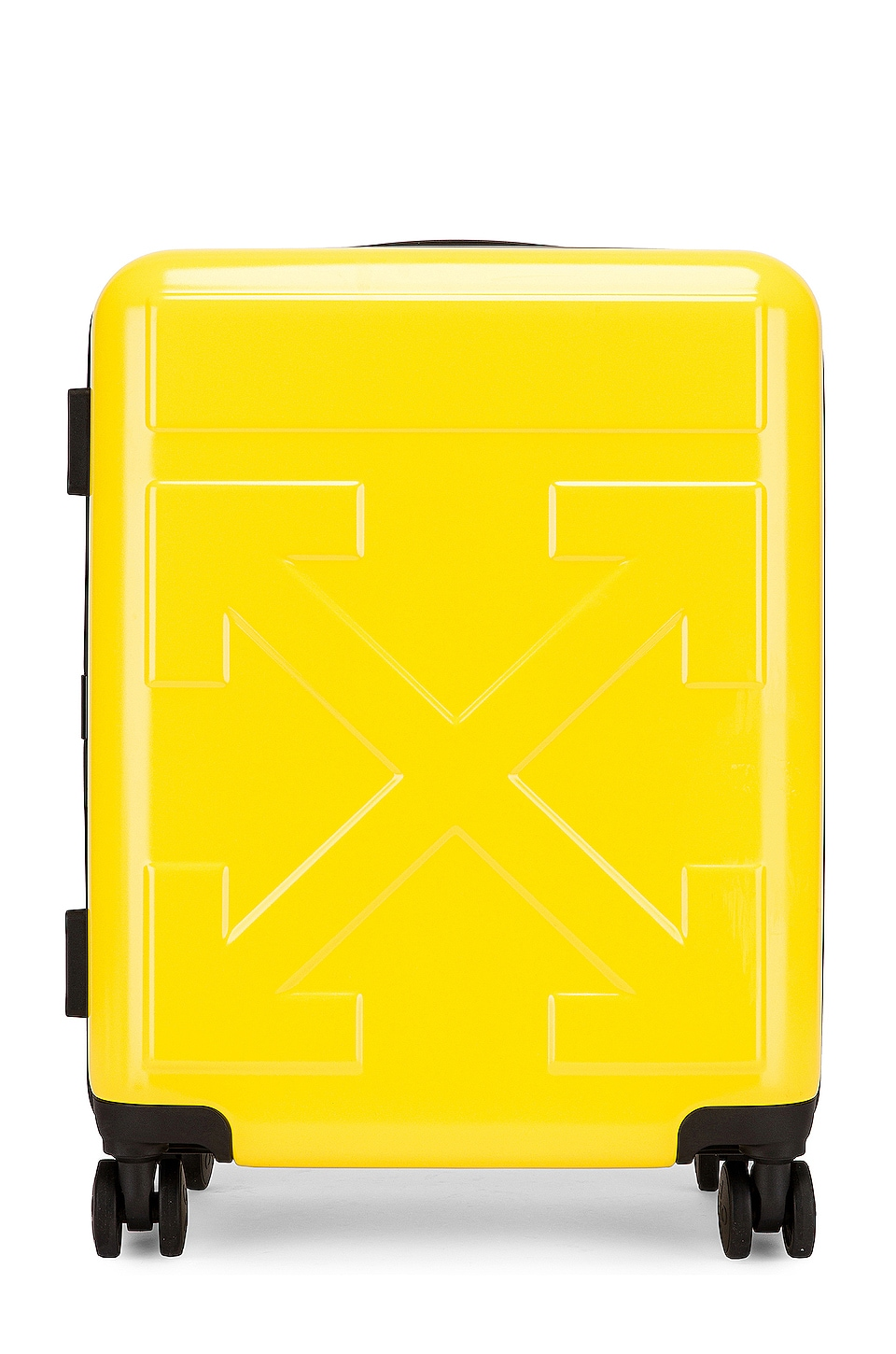 OFF-WHITE Arrow Trolley in Yellow