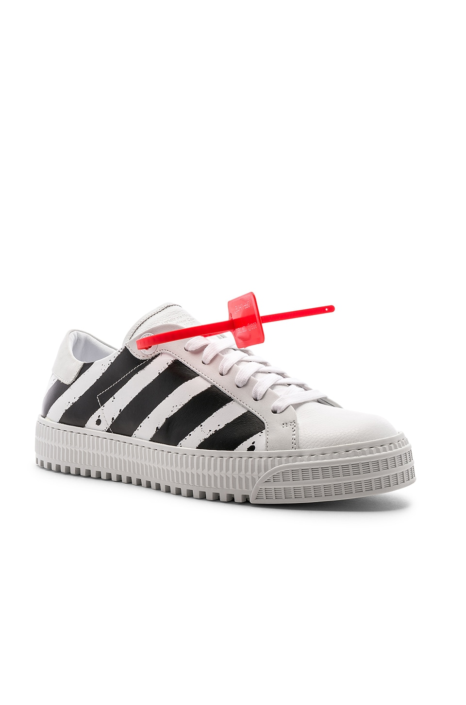 OFF-WHITE CHAUSSURES DIAGONAL