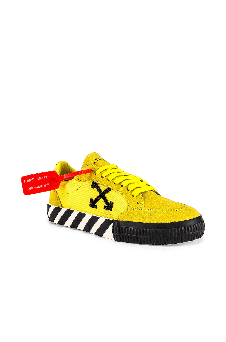 OFF-WHITE ZAPATILLA DEPORTIVA LOW VULCANIZED